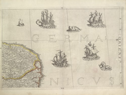 Britannia Insularum In Oceano Maximo - Sheet 18